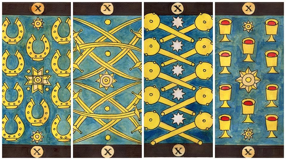 Classical Ukrainian Tarot
