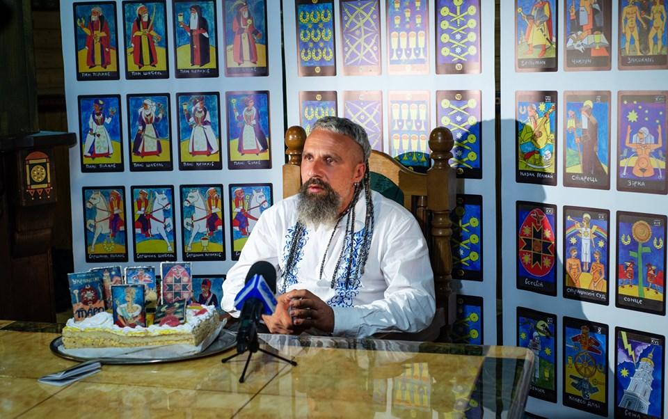 Classic Ukrainian Tarot